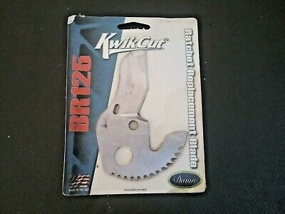 Dawn KwikCut BR125 Ratchet Replacement Blade R125 Ratcheting PVC Pipe Cutter