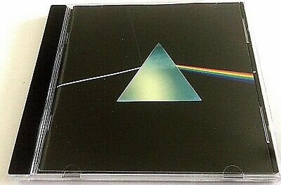 Pink Floyd - Dark Side Of The Moon - 1994  Remastered 10 Tk Reissue Album CD