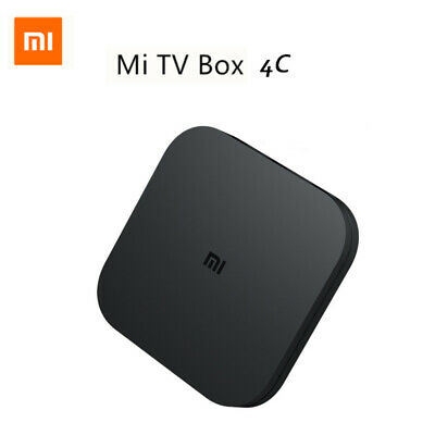 Xiaomi Mi TV Box 4C Android 1GB+8GB Quad Core 4K Smart WIFI Media Player U6