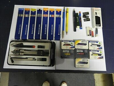 Vintage Staedtler Ink Pen and Pencil Package