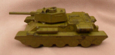 "6682 USSR/CCCP/SOVIET UNION COLD WAR "" T-34 TANK "" METAL TOY 1970/80s"