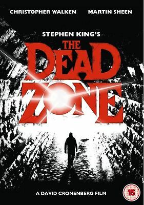 The Dead Zone - DVD - Uncut - Special Edition - David Cronenberg