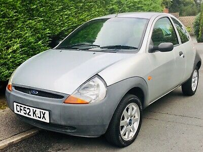 2002 Ford KA 1.3 Manual Petrol, 1 previous owner, 72k mls