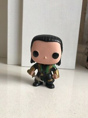 Pop Vinyl Loki Thir The Dark World No 36