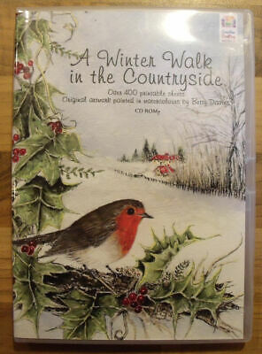 Betty Davies - A Winter Walk in the Countryside - CDROM