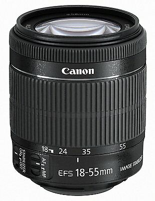 Canon Objectif EF-S 18-55mm f/3.5-5.6 IS STM