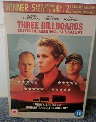 Three Billboards Outside Ebbing, Missouri [2018] - DVD