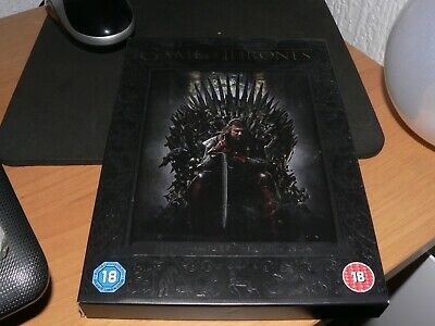 Game Of Thrones Season Series 1 One DVD - Fast and Free Delivery