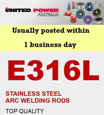 5 rods 2.0mm E316L Stainless Steel Arc Welding Rod **TOP QUALITY** ELECTRODES...
