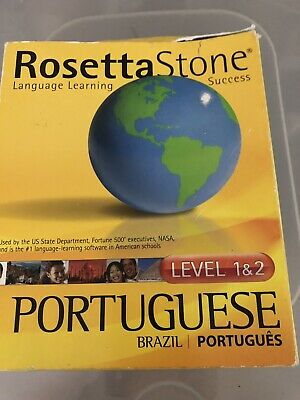 NEW ROSETTA STONE French Version 3 Level 1-5 Set SEALED