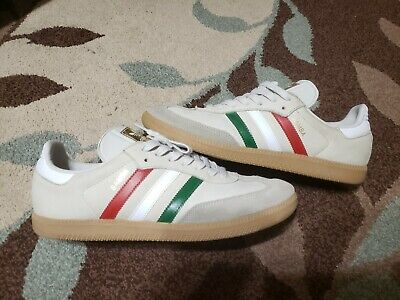 Mexico Shoes Superstar Adidas World Vulcano Mens Green Red
