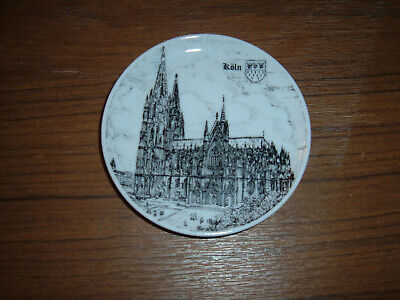 Kleiber Koln Coaster or Small Plate Made in W. Germany