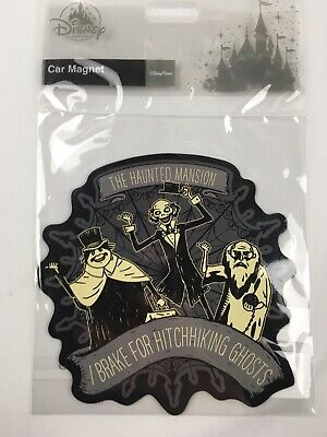 Disney Parks Haunted Mansion 50th Anniversary Hitchhiking Ghosts Car Magnet