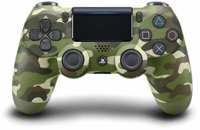 Sony Dualshock 4 Controller for PlayStation 4 Green Camo PS4 *Brand New* Sealed