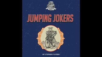 Jumping Jokers (gimmick and online instructions) by Stephen Tucker - Magic Trick
