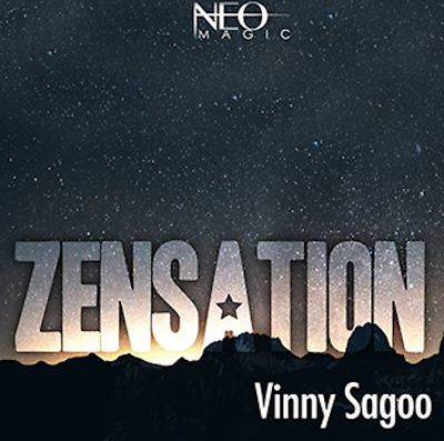 Zensation (Gimmick and Online Instructions) by Vinny Sagoo - Magic Tricks