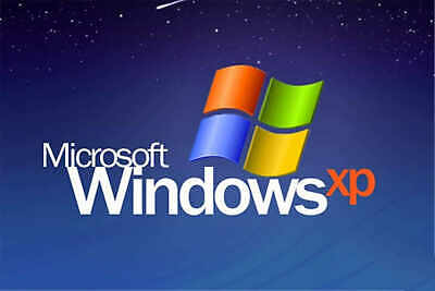 Windows XP 32 & 64 bit Home Pro Enterprise Upgrade Repair Install 16GB USB Drive