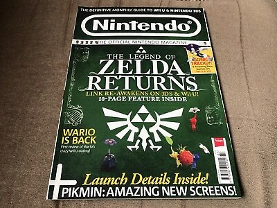 Nintendo Official Magazine - Issue 96 July 2013
