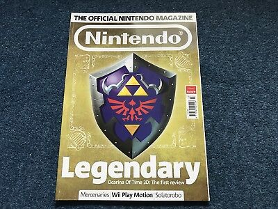 Nintendo Official Magazine - Issue 70 July 2011