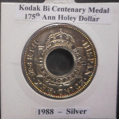 1988   175 Anniversary Silver Medal  Proof  Scarcer No  416 of 500