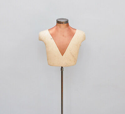 Antique Tilt Bust Mannequin 1930's Display