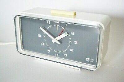 Vintage Smiths Sectric Alarm Clock - working, but for repair