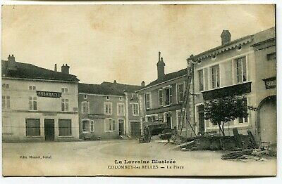 CPA - Carte Postale - France - Colombey les Belles - La Place (I9708)