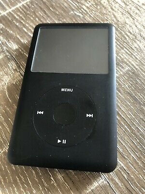 Apple iPod Classic 6th Generation 80 GB - Black