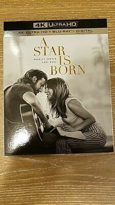 A Star Is Born (4K Ultra HD)(UHD)(Dolby Vision)(Atmos)(Used)