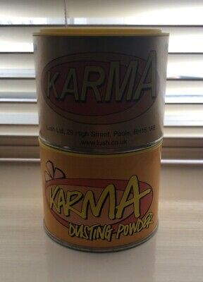 Lush Retro Karma Dusting Powder X2