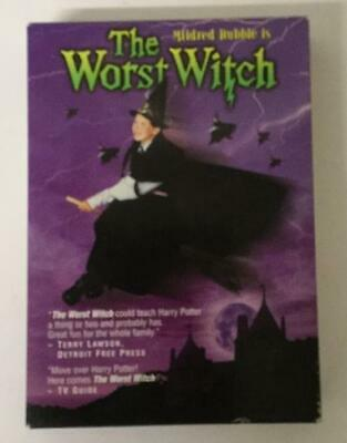 The Worst Witch - Collection: Vol. 1 (DVD, 2002, 2-Disc Set)