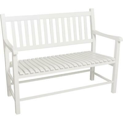 Knollwood Collection Hardwood Bench  - 1 Each