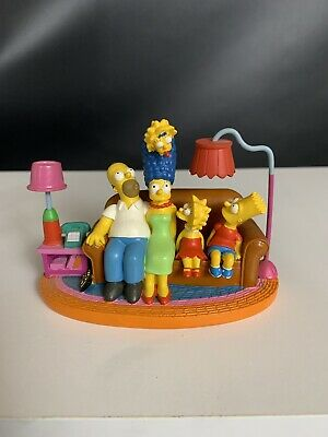 """Hamilton Collection The Simpsons FAMILY """"Couch Classic"""""""