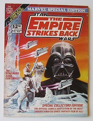 Star Wars The Empire Strikes Back Marvel Special Edition Giant Size