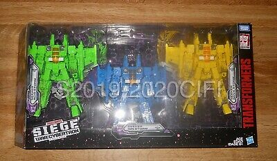 Transformers Target Exclusive Siege War for Cybertron Seekers RAINMAKERS 3 Pack