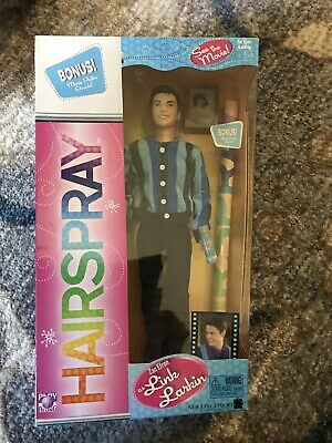New Hairspray The Movie Zac Efron As Link Larkin Character Collector Doll
