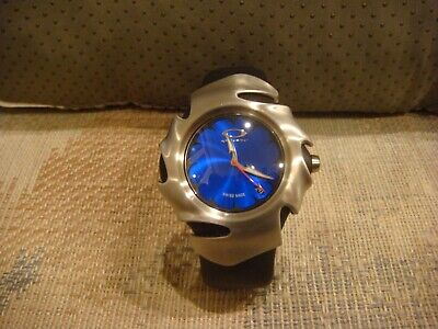 NEW OAKLEY STEALTH Fuse Box Watch Black Collectible Rare X ... on