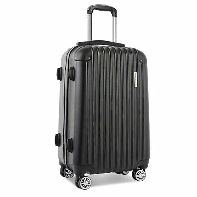 Wanderlite 28' Luggage Suitcase Trolley TSA Travel Hard Case Lightweight