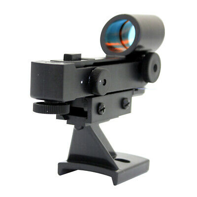 Astronomy Telescope Use Red Dot Finderscope Lightweight Sighting Precise Aiming
