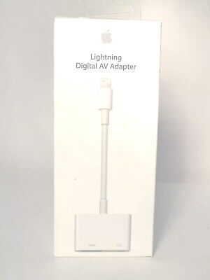 Apple Lightning Digital AV Adapter to HDMI Port MD826AM/A OEM