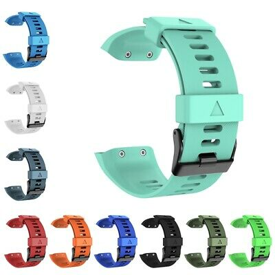 Use For Garmin Forerunner 35 Watch Replacement Silicone Wrist Watch Band Belt CA