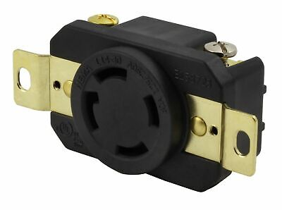 DIY Generator Outlet Replacement NEMA L14-30R by AC WORKS