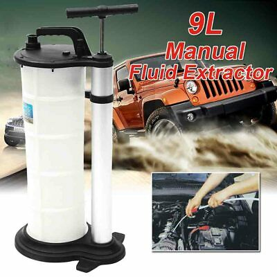 New Convenient And Practical 9L Oil Suction Pump Fluid Liquid Extractor Engine