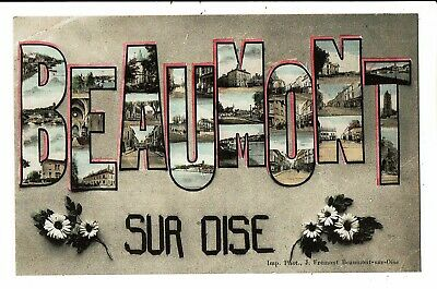CPA-Carte Postale France -Beaumont sur Oise - VM5707