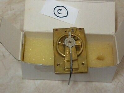 Old Carriage Clock  Platform Escapement In Good Working Order (C) Free Post