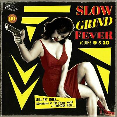 Slow Grind Fever 9&10 Various Artists Cd Album New(13Thsep)