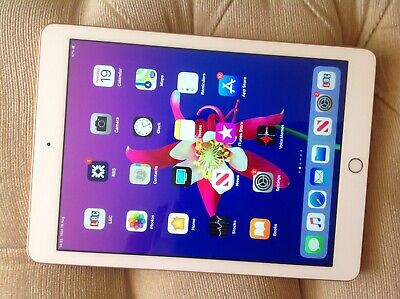Apple iPad 6th Generation 32gb Gold  And A Bundle