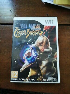 Final fantasy the Crystal bearers wii  italiano