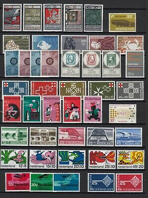 Nederland periode 1966-1971 Kavel is 100 % Postfris !  CW € 61,50
