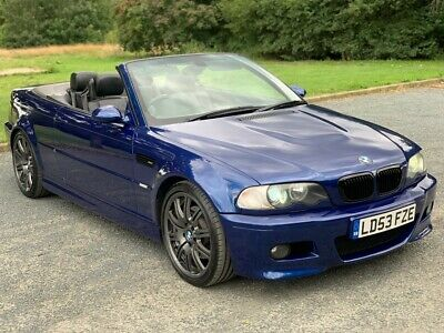 Bmw E46 M3 - Individual - Smg - Immaculate - Hpi Clear - Bmw Service History